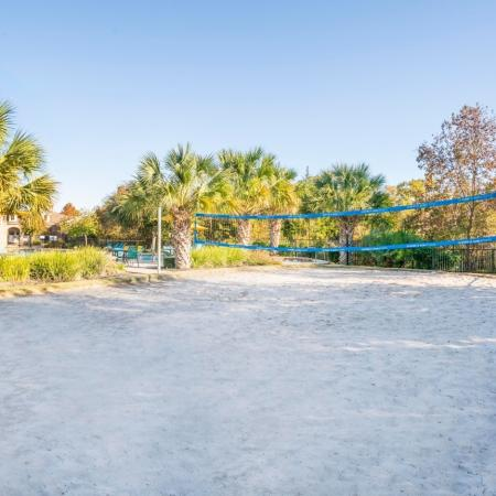 Sand Volleyball Court | College Station TX Apartments For Rent | 2818 Place