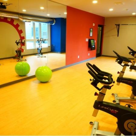 Cutting Edge Fitness Center | Apartments Homes for rent in Minneapolis, MN | The Station on Washington