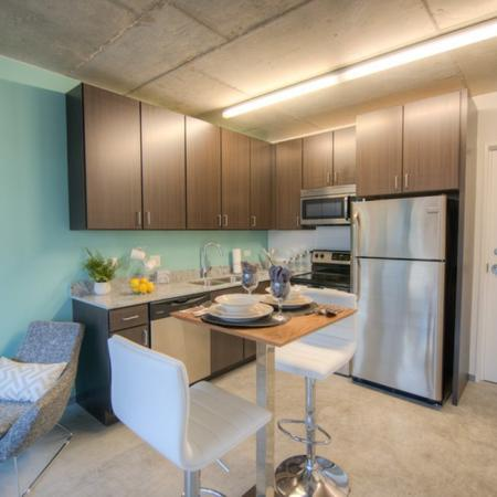 Spacious Kitchen | Apartments for rent in Chicago, IL | Vue 53