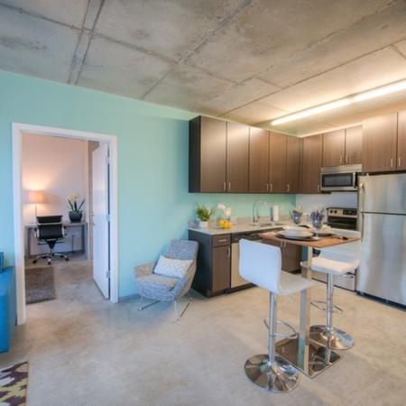 Residents in the Bedroom | Apartment Homes in Chicago, IL | Vue 53