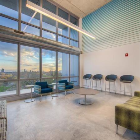 Community Study Lounge | Apartments Homes for rent in Chicago, IL | Vue 53