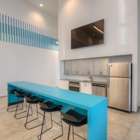 Community Coffee Bar | Apartments for rent in Chicago, IL | Vue 53