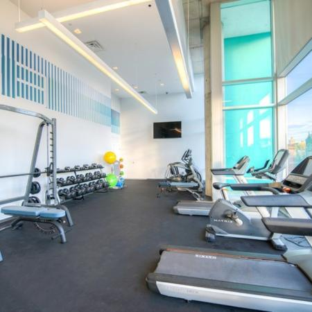 Cutting Edge Fitness Center | Apartments Homes for rent in Chicago, IL | Vue 53