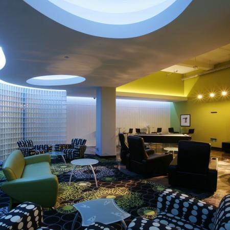 Spacious Resident Club House   Apartment in Chicago, IL   Tailor Lofts