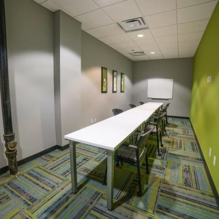 Resident Business Center | Chicago IL Apartment For Rent | Tailor Lofts