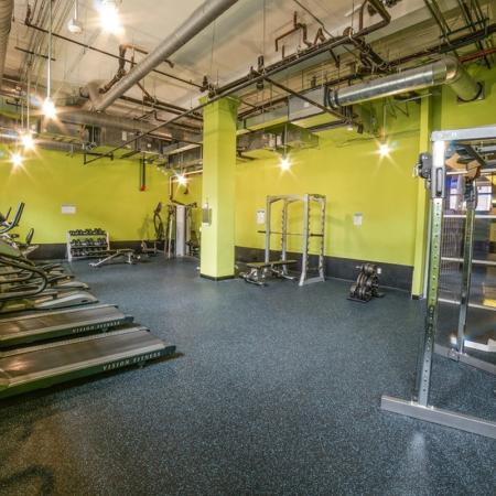 Cutting Edge Fitness Center | Apartments Homes for rent in Chicago, IL | Tailor Lofts