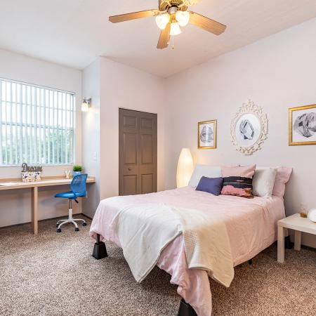 Vast Bedroom | Apartments for rent in Tampa, FL | Station 42