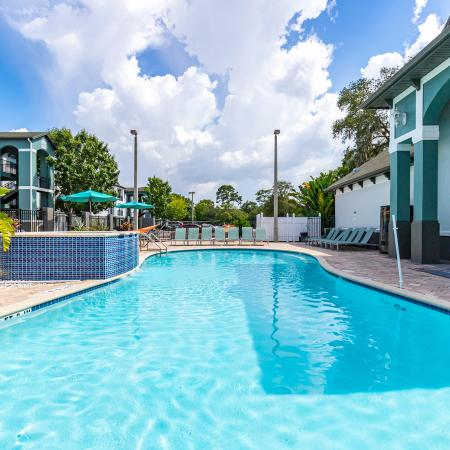 Swimming Pool | Apartment Homes in Tampa, FL | Station 42
