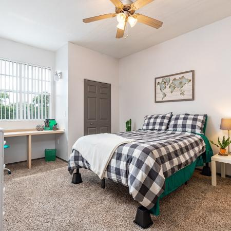 Luxurious Bedroom | Tampa, FL Apartments | Station 42