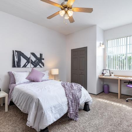 Luxurious Bedroom | Apartments in Tampa, FL | Station 42