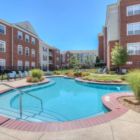 Resort Style Pool | Apartments in Athens, OH | The Summit at Coates Run