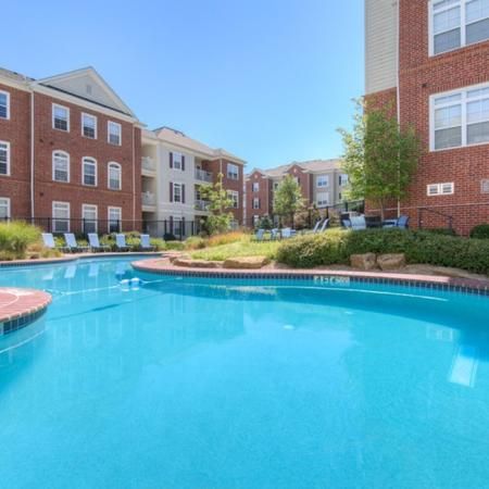 Swimming Pool | Apartment Homes in Athens, OH | The Summit at Coates Run