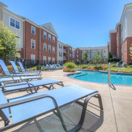 Heated Pool | Apartments Athens, OH | The Summit at Coates Run