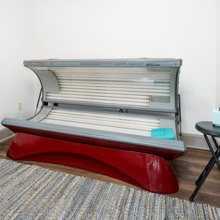 Resident Tanning Bed | Apartments in Athens, OH | The Summit at Coates Run