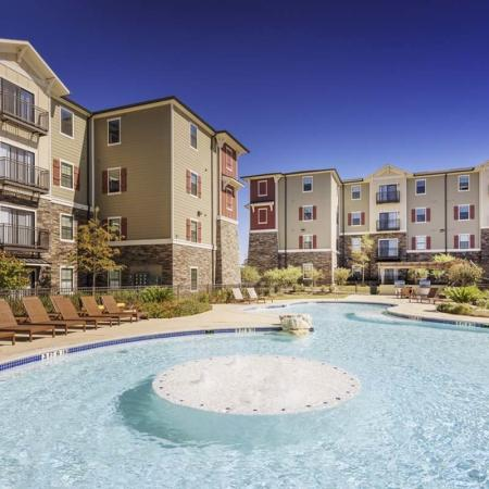 Sparkling Pool | Apartments for rent in San Marcos, TX | Arba