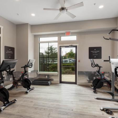 State-of-the-Art Fitness Center | Apartment Homes in San Marcos, TX | Arba