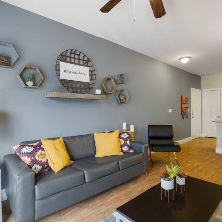 Spacious Living Room | Apartments in San Marcos, TX | Arba