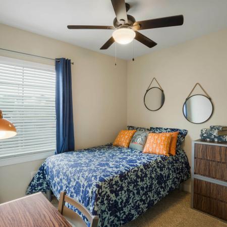 Spacious Bedroom | San Marcos TX Apartment Homes | Arba