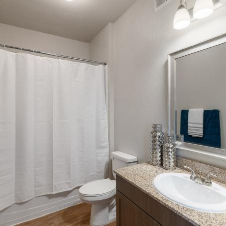 Elegant Bathroom | Apartments in San Marcos, TX | Arba