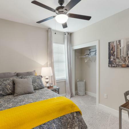 Spacious Bedroom | San Marcos TX Apartments | Arba