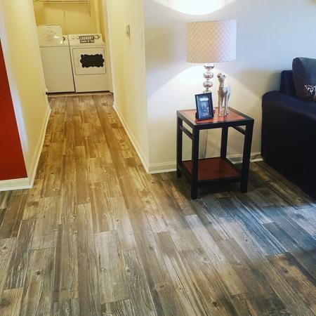Spacious Hallway | Apartments in Murfreesboro, TN | Campus Crossing