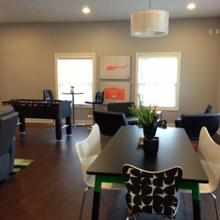 Community Game Room | Apartments for rent in Murfreesboro, TN | Campus Crossing