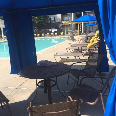 Resort Style Pool | Apartments in Murfreesboro, TN | Campus Crossings