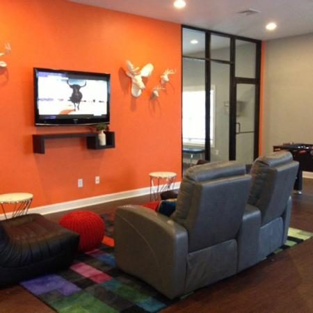Resident Game Room | Apartments in Murfreesboro, TN | Campus Crossings