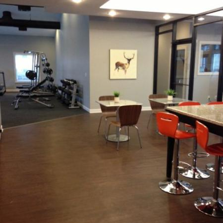 Resident Fitness Center | Apartments Murfreesboro, TN | Campus Crossings