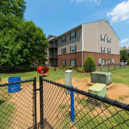 Community Bark Park | Apartment in Murfreesboro, TN | Campus Crossings
