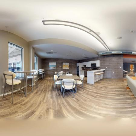 Resident Study Lounge | Apartment Homes in Buffalo, NY | Axis 360