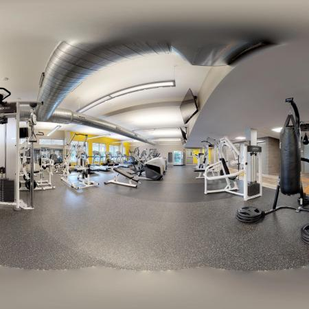 State-of-the-Art Fitness Center | Apartment Homes in Buffalo, NY | Axis 360