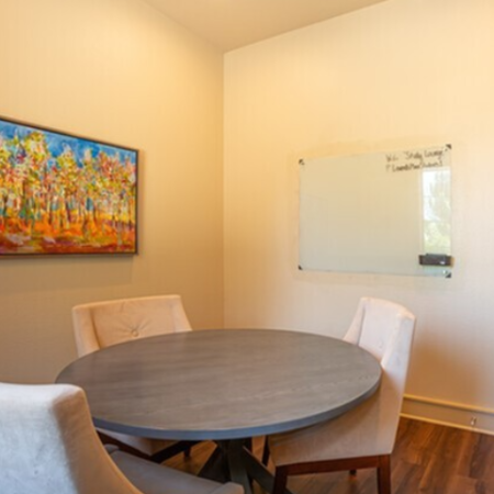 Resident Study Room | Legends Place | Off-Campus KU Apartments