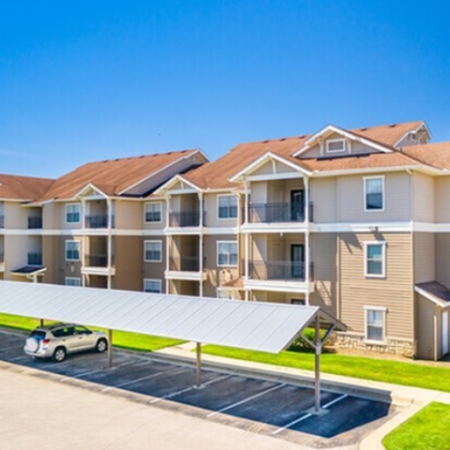 Covered Parking | Legends Place | Apartments in Lawrence, KS