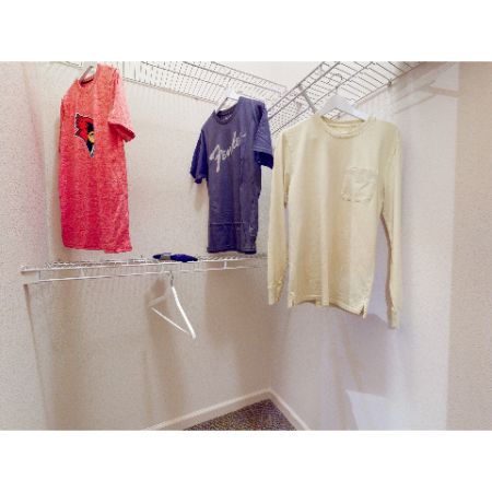 Roomy Walk-in Closet | The Edge on Hovey | Apartments in Normal, IL