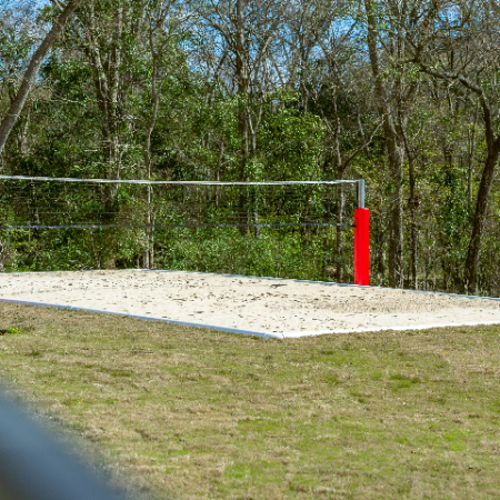 Resident Volleyball Court   Campion at Lafayette   Off-Campus Lafayette Apartments