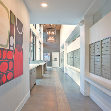 Community Package Delivery | 27 North | San Jose, CA Student Apartments