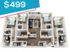 4 bedroom flash sale