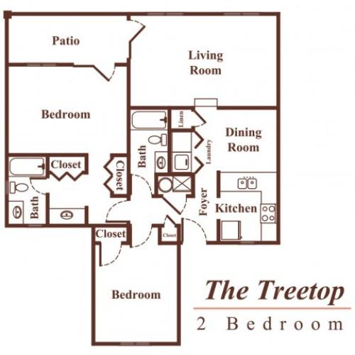 1 Bed / 1 Bath Apartment In Fort Mill SC