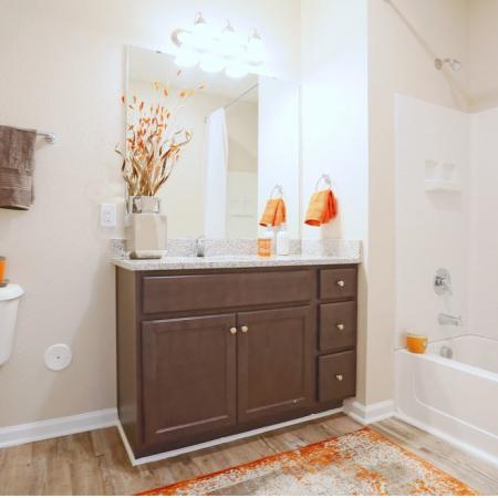 Spacious Bathroom | Apartments In Fort Mill SC | Kingsley Apartments