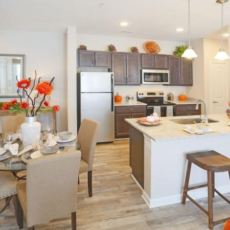 Luxurious Kitchen | Apartments In Fort Mill SC | Kingsley Apartments