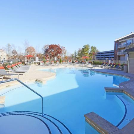 Resort Style Pool | Apartments In Fort Mill SC | Kingsley Apartments