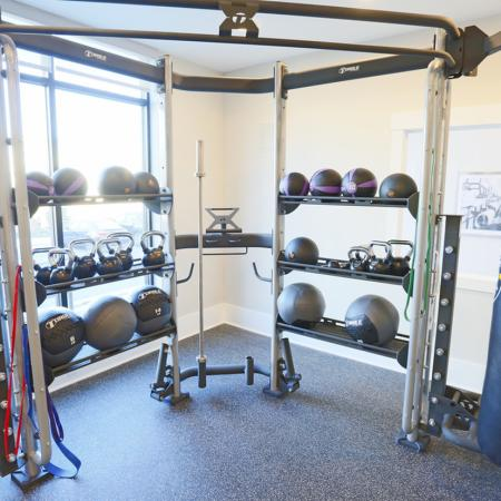 Cutting Edge Fitness Center   Apartments For Rent Fort Mill SC   Kingsley Apartments