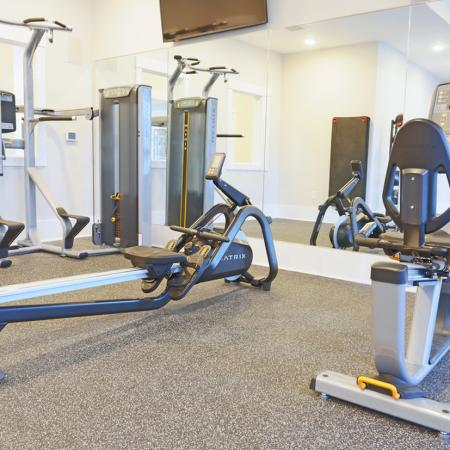 On-site Fitness Center | Apartments For Rent Fort Mill SC | Kingsley Apartments