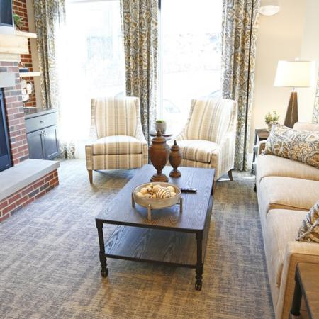 Elegant Community Club House | Apartments In Fort Mill SC | Kingsley Apartments