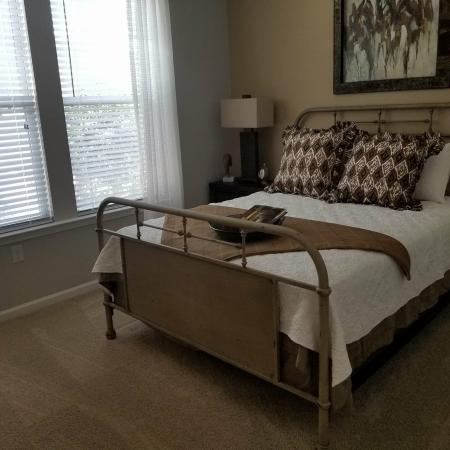Spacious Master Bedroom | Apartments For Rent Fort Mill SC | Kingsley Apartments