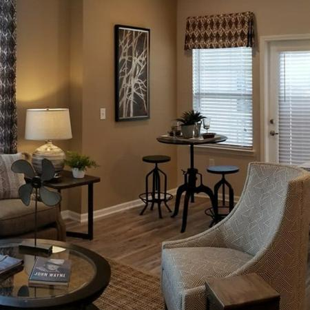 Elegant Living Room | Apartments For Rent Fort Mill SC | Kingsley Apartments