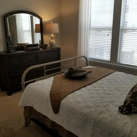 Elegant Master Bedroom | Apartments In Fort Mill SC | Kingsley Apartments