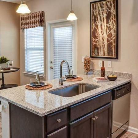Spacious Kitchen | Apartments For Rent Fort Mill SC | Kingsley Apartments
