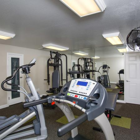 State-of-the-Art Fitness Center | Grand Rapids Apartments | Central Park Place